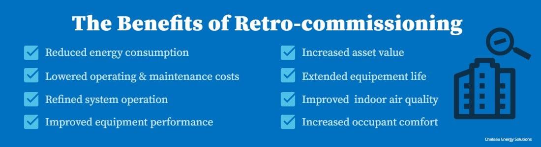 list of RCx benefits